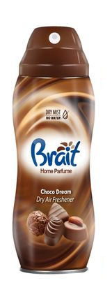 BRAIT 300ml aerozol Dry Mist Choco Dream