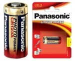 BATERIA PANASONIC CR123 PHOTO