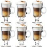 SZKLANKA IRISH COFFEE  250 ML  6szt. kpl