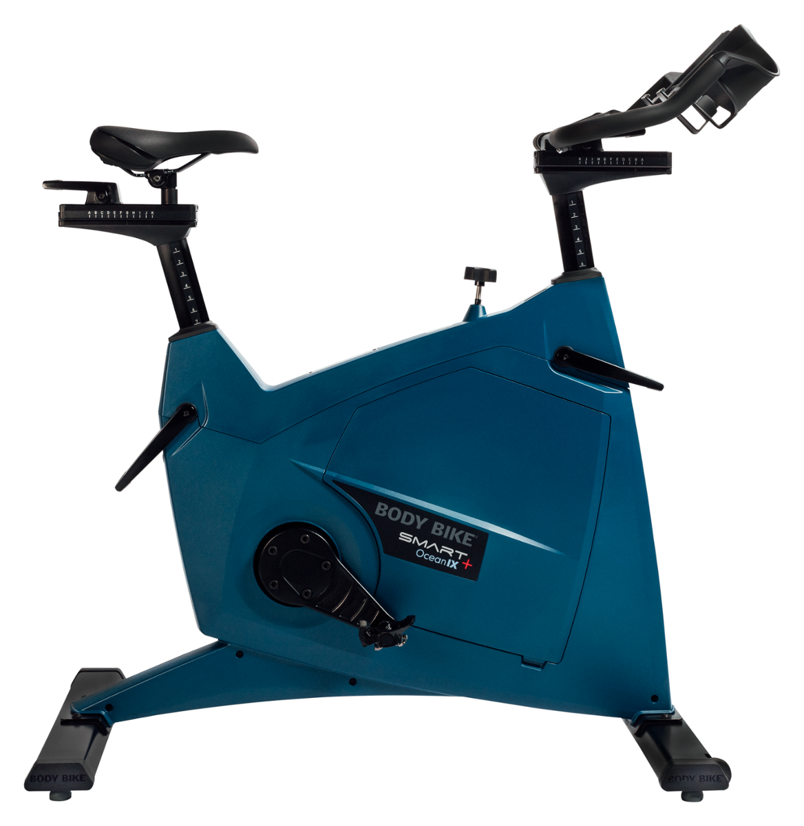 Rower Spiningowy Smart+ OceanIX 99110000X Body Bike Ocean Blue