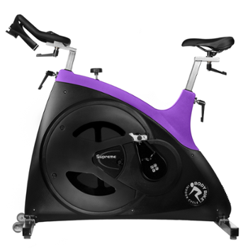 Rower Spiningowy Supreme 99170010 Body Bike Purple