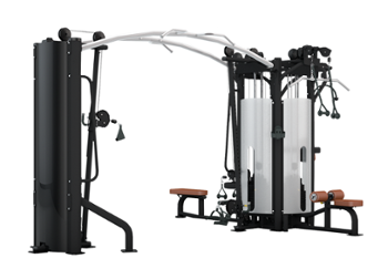 Brama Multifunctional 5 Station (L480+L555+L535) L485 BH Fitness