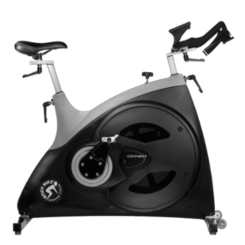 Rower Spiningowy Connect 99190003 Body Bike Cool Grey