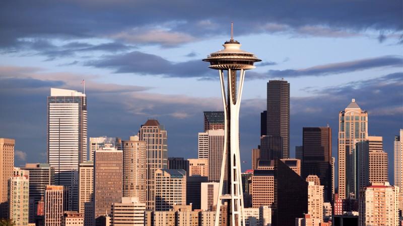 Seattle podłączyć