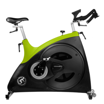 Rower Spiningowy Connect 99190005 Body Bike Spring Green