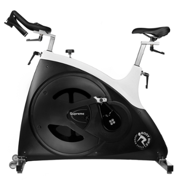 Rower Spiningowy Supreme 99170008 Body Bike White