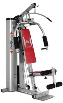 Atlas Treningowy Multi Gym G112X BH Fitness