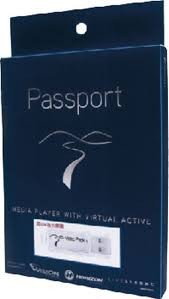 Passport USB PACK-3 100724 Vision Fitness