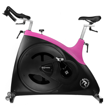 Rower Spiningowy Supreme 99170011 Body Bike Pink