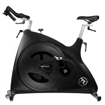 Rower Spiningowy Supreme 99170000 Body Bike Black