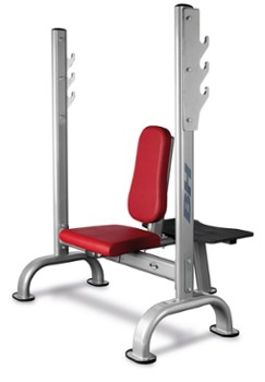 Ławka do wyciskania ramion Shoulder Press Bench L850 BH Fitness