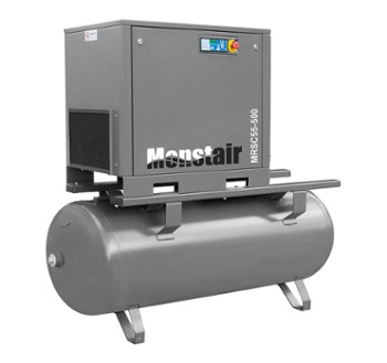 Kompresor MonstAir MRSC55 500L 10bar