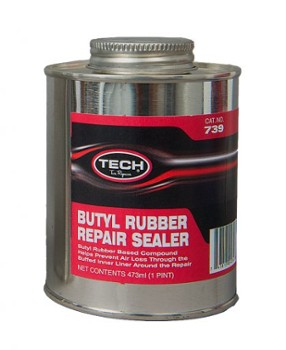Guma w płynie Butyl Rubber Repair 470ml