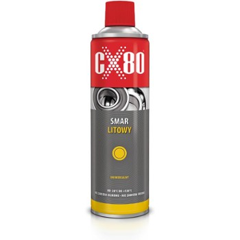 Smar litowy CX80 500ml Spray