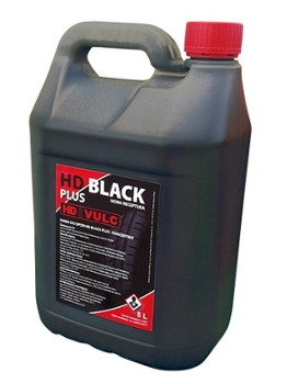 Koncentrat - farba do opon HD Black+ 5L