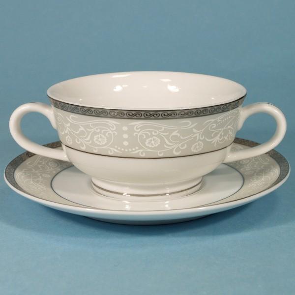 21f8db6d97281 BULIONÓWKA 0,40/SP.15 AGAWA PLATIN 0678 - sklep z porcelaną szkłem i ...