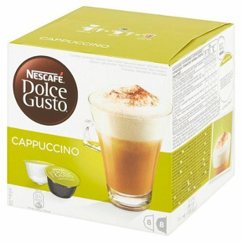 Nescafe Dolce Gusto CAPPUCCINO kaps.8