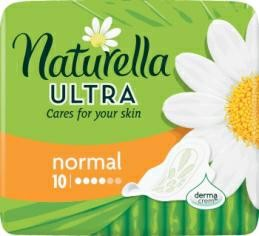 Podpaski Naturella Ultra normal 10 szt.