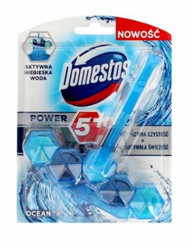 Kostki wc Power Ocean Blue DOMESTOS