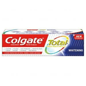 Pasta do zębów Total Whitening COLGATE