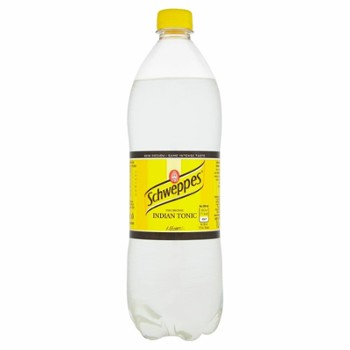 Schweppes Indian Tonic 0,9 l