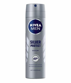 Deo Men Silver Protect 150ml NIVEA