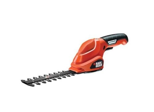 Black&Decker Nożyce do trawy GSL300 3,6V