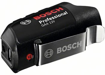 Bosch GAA 12V Adapter USB do akumulatorów 12V i 10,8V