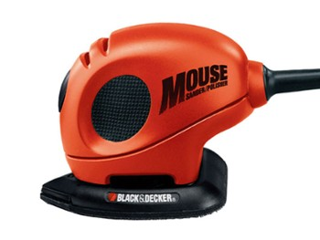 Black&Decker Szlifierka DELTA MOUSE KA161