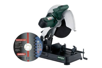 METABO Przecinarki do metalu CS 23-355 Set 355mm