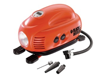 Black&Decker Sprężarka kompresor ASI 200 120 PSI / 8,27 BAR