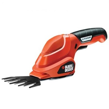 Black&Decker Nożyce do trawy akumulatorowe GSL200 3,6V
