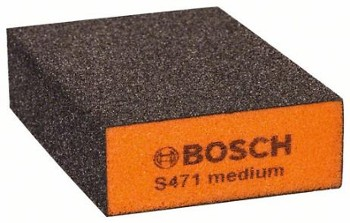 Bosch gąbka szlifierska S471 MEDIUM