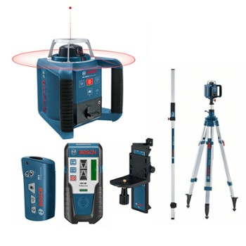 BOSCH LASER GRL 300 HV SET+BT300HD+GR240