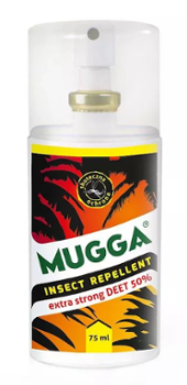 Mugga 75ml repelent na komary