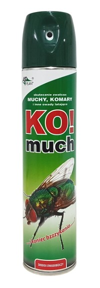 KO-much aerozol 300ml