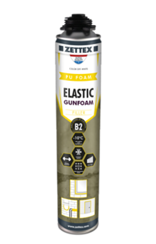 Zettex pianka Foam Elastic NBS a 750 ml