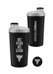 TREC SHAKER BLACK-NO PAIN NO GAIN 0,7L