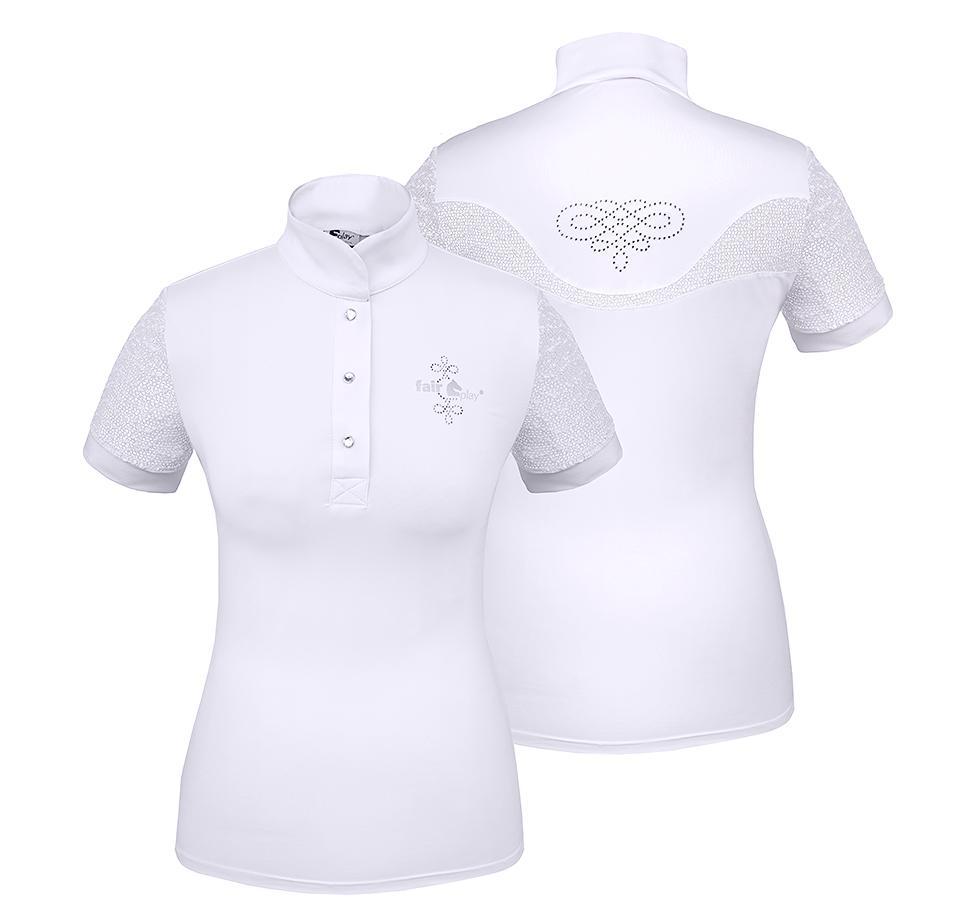 0d400489169296 Koszulka FP Cecile 2.0 biały 42/XL - Internetowy sklep jeździecki ...