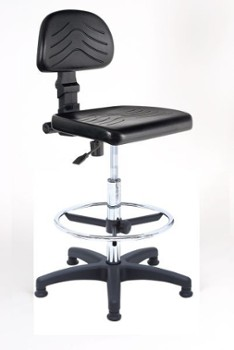 ERGOWORK PL Special CHCPT Black chair