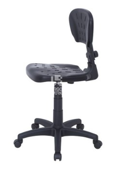 ERGOWORK LK Standard BLCPT Black chair