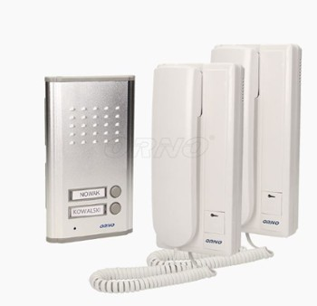 OR-DOM-RL-903 Domofon 2x Unifon FOSSA MULTI