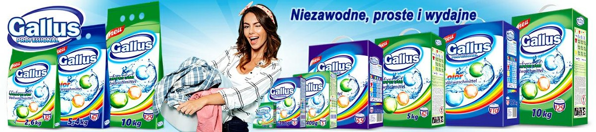 GALLUS Żel do pr. New 4L Universalny (4)