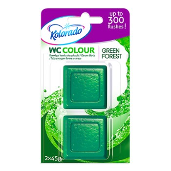 KOLORADO Kostka Wc Colour Forest G(24)
