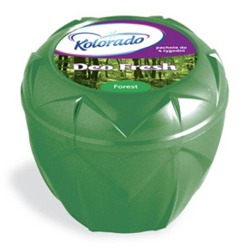 KOLORADO Odśw. żel.150g Green Forest(18)