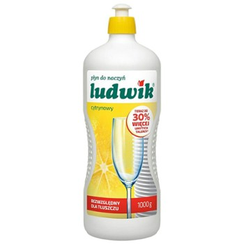 LUDWIK Płyn do nacz. 1L Lemon (12)