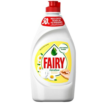 FAIRY Płyn do nacz. 450ml Rumianek (21)