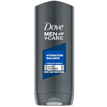 DOVE Żel pod pr. 400ml Hydration (12)