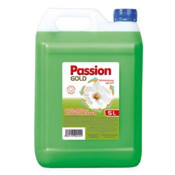 PASSION G. Płyn do podł.5L Zielony