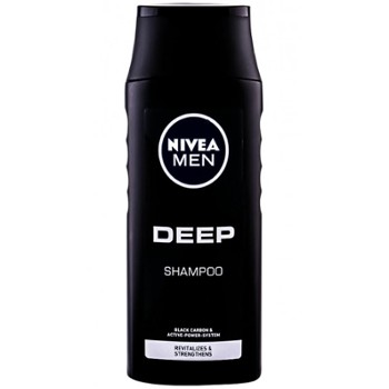 NIVEA Szampon do wł.400ml Men Deep (12)